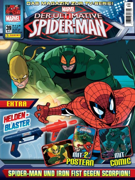 Der ultimative Spider-Man - Magazin 39