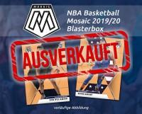 NBA 2019-20 Mosaic Trading Cards - Blasterbox