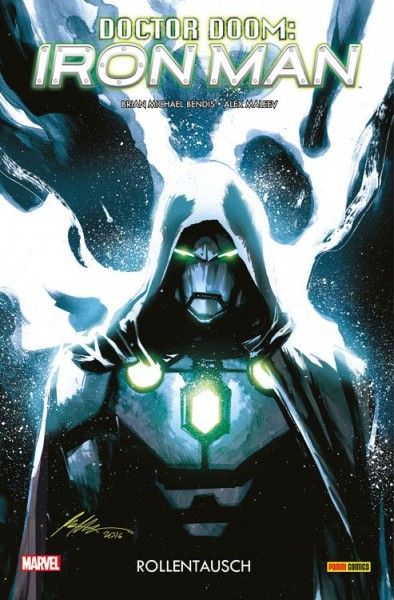 Doctor Doom: Iron Man 1 - Rollentausch