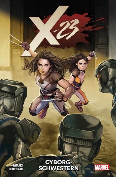 X-23 2 - Cyborg-Schwestern