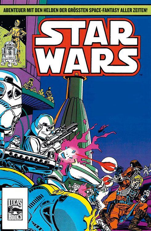 Star Wars Classics 7: Schreie im...