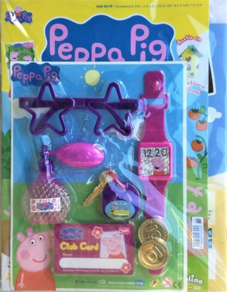Peppa Pig Magazin 02/19