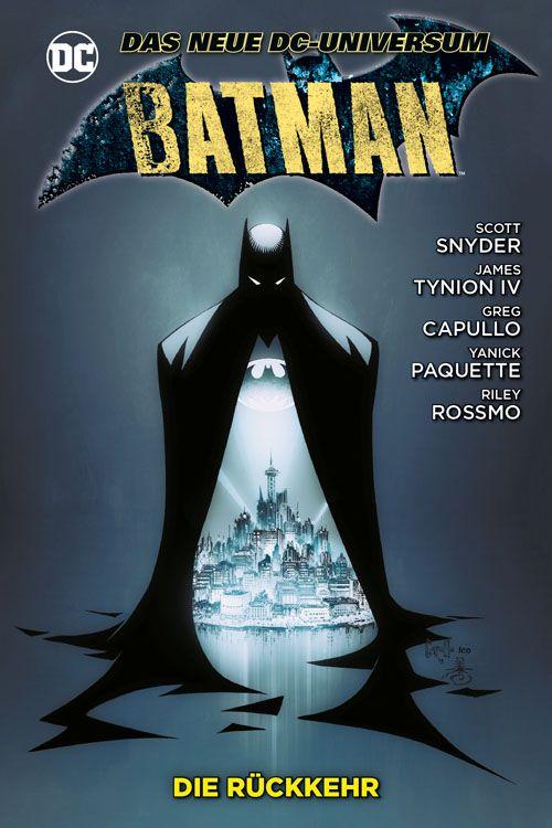 Batman 9: Die Rückkehr Hardcover