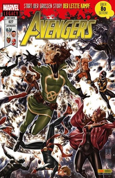 Avengers 27 (2016)