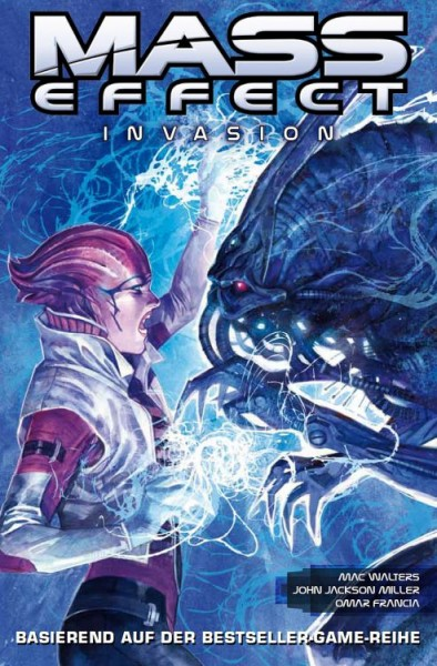 Mass Effect 3: Invasion