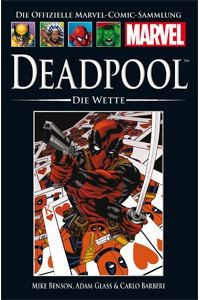 Hachette Marvel Collection 57: Deadpool - Die Wette