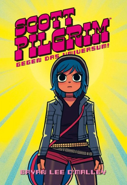 Scott Pilgrim - Graphic Novel 5: Scott Pilgrim gegen das Universum