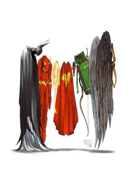 Batman und Superman präsentieren: Identity Crisis 7