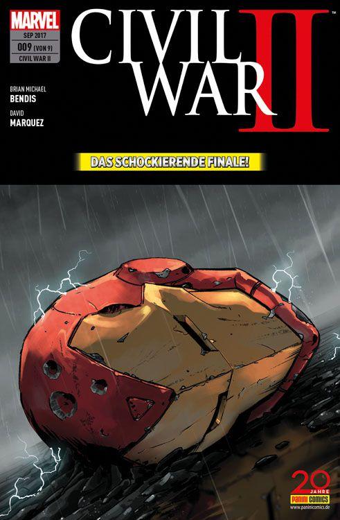 Civil War II Band 9