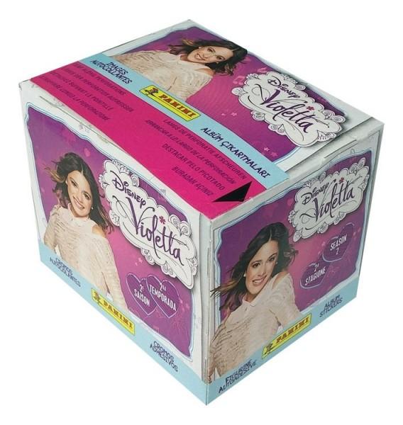 Disney: Violetta 2 - Box mit 50 Tüten