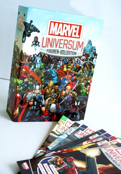 Marvel Universum Figuren-Kollektion: Sammelordner