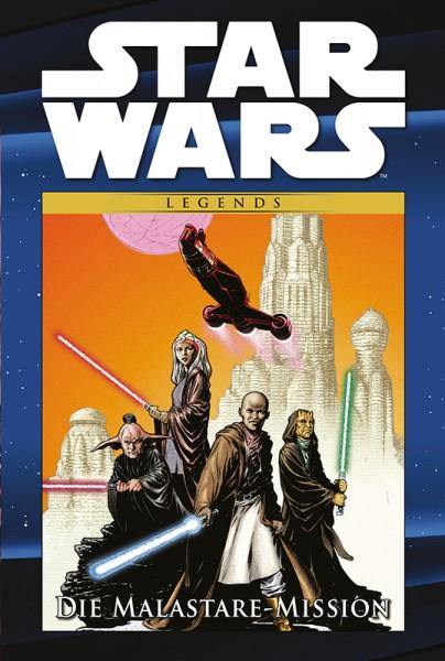 Star Wars Comic-Kollektion 97: Die Malastare-Mission Cover