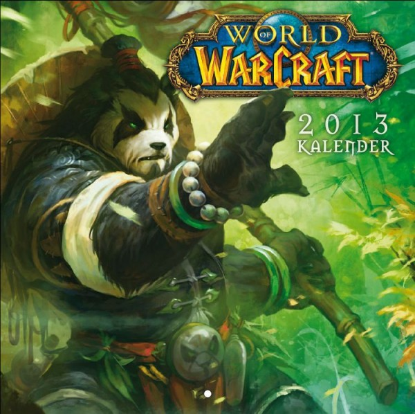 World of Warcraft - Wandkalender (2013)