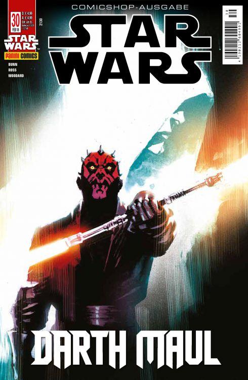 Star Wars 30: Darth Maul 1 & 2 -...