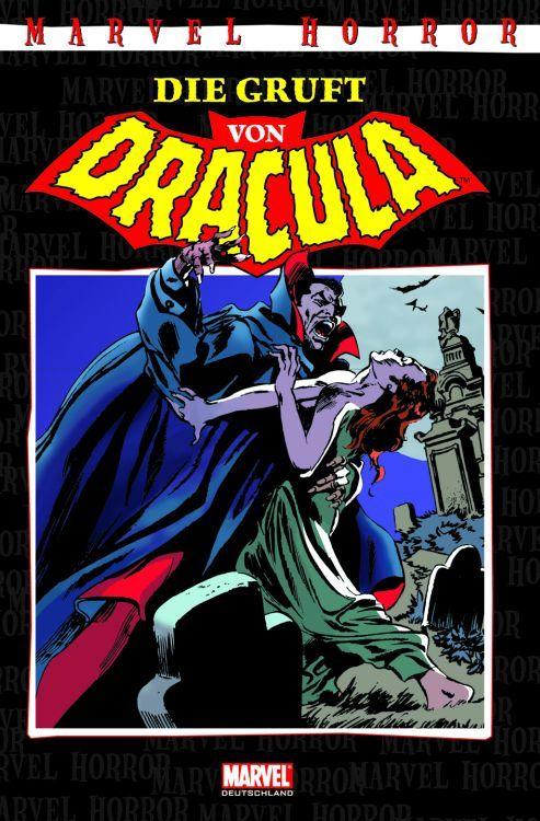 Marvel Horror: Die Gruft von Dracula 12