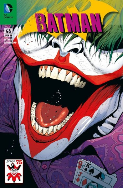 Batman Sonderband 46: Todesspiel Joker Variant