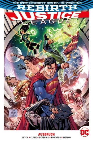 Justice League 2 - Der Ausbruch