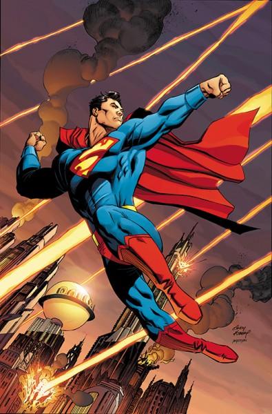 Superman: Jenseits der Erde Hardcover