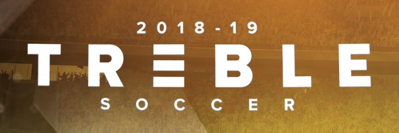 Treble Soccer 2018-19 Banner