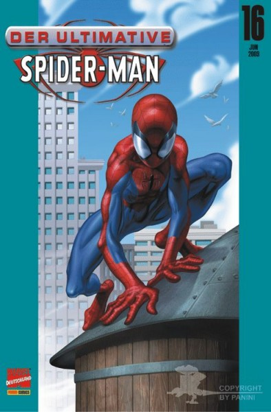 Der ultimative Spider-Man 16