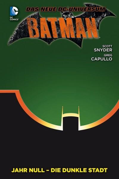 Batman 5 - Jahr Null - Die dunkle Stadt Hardcover
