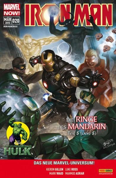 Iron Man/Hulk 20