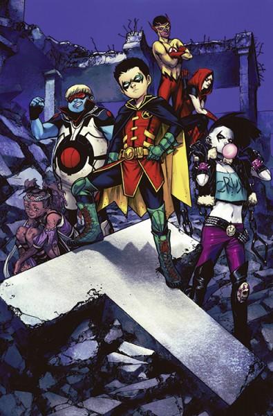 Teen Titans Megaband 2