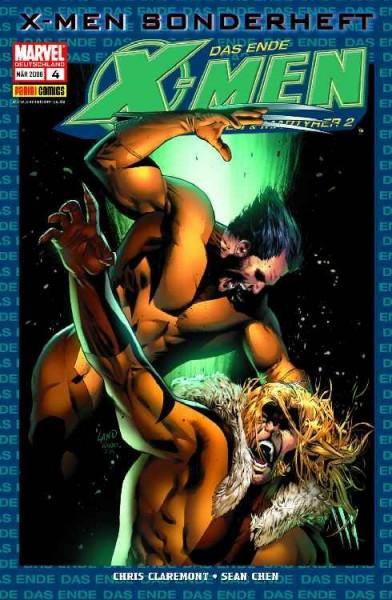 X-Men Sonderheft 4: Das Ende - Helden & Märtyrer 2