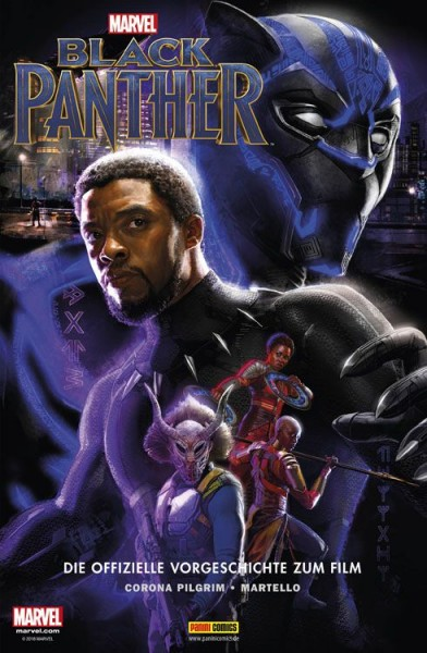Black Panther: Die offizielle Vorgeschichte zum Film