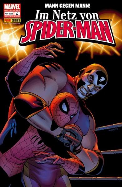 Im Netz von Spider-Man 4