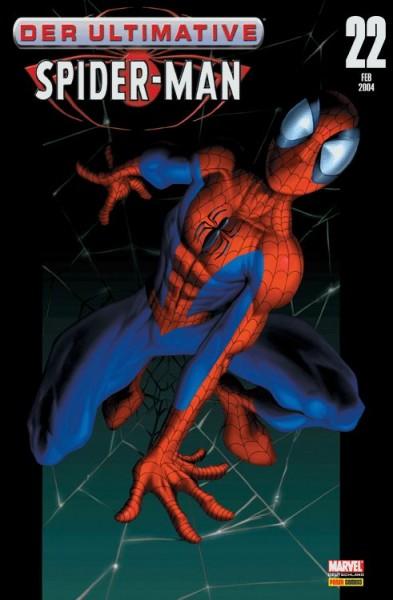 Der ultimative Spider-Man 22