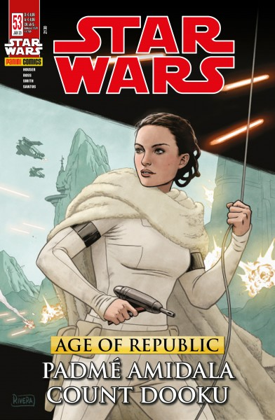 Star Wars 53: Age of Republic - Padmé Amidala & Count Dooku - Kiosk Ausgabe