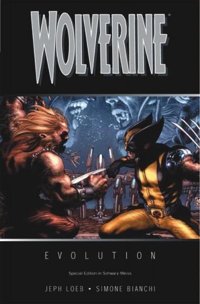 Wolverine: Evolution