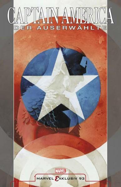Marvel Exklusiv 93: Captain America - Der Auserwählte