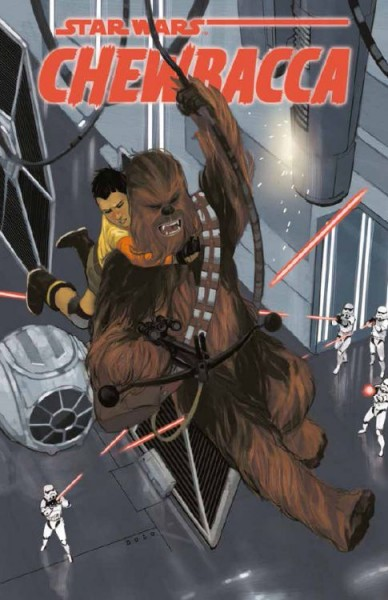 Star Wars Sonderband 91: Chewbacca