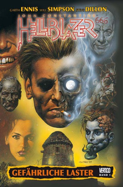 Hellblazer: Garth Ennis Collection 1