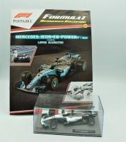 Formula 1 - Rennwagen-Kollektion - 81 - Lewis Hamilton - Mercedes-W08