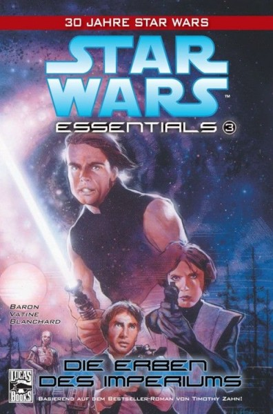Star Wars Essentials 3: Die Erben des Imperiums