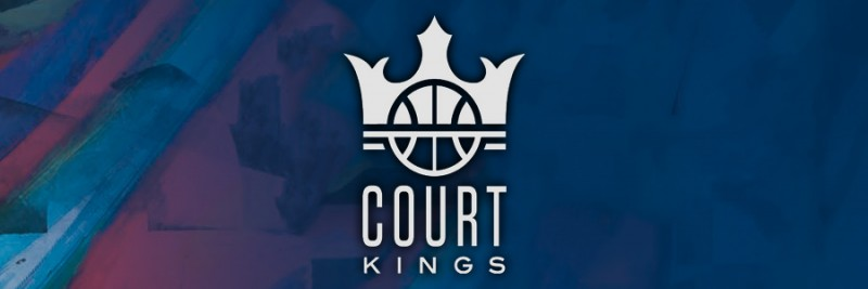 NBA Court Kings Trading Cards - Banner