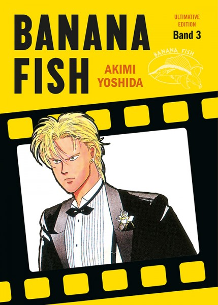 Banana Fish: Ultimative Edition 3 Cover