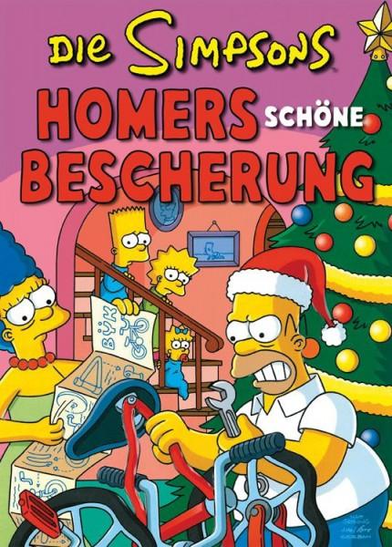 Simpsons: Weihnachtsbuch 2 - Homers Schöne Bescherung