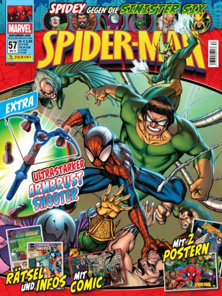 Spider-Man Magazin 57