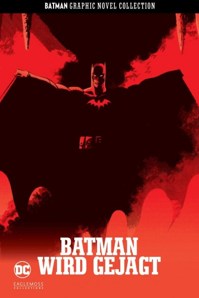 Batman Graphic Novel Collection 18 - Batman wird gejagt