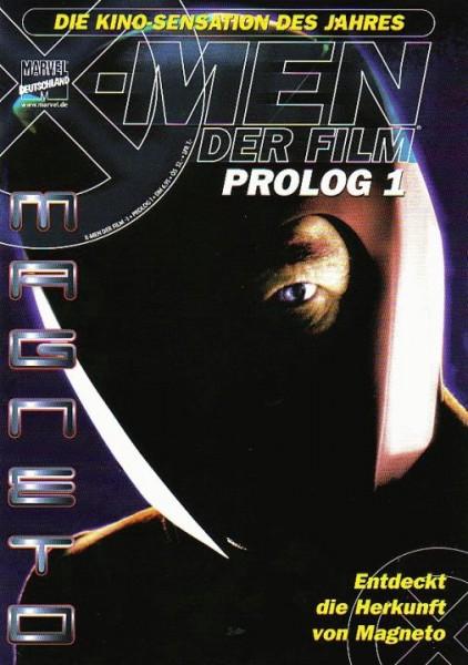X-Men der Film: Prolog 1: Entdeckt die Herkunft von Magneto