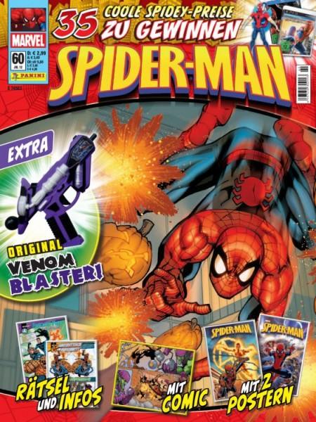 Spider-Man Magazin 60