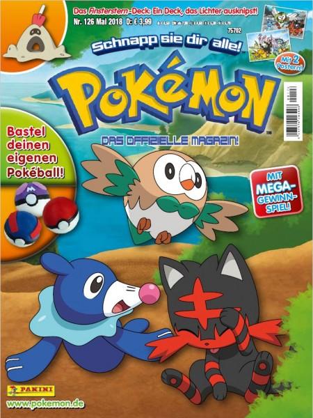 Pokémon Magazin 126