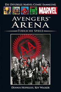 Hachette Marvel Collection 141: Avengers Arena - Tödliche Spiele