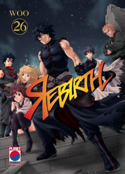 Rebirth 26