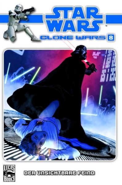 Star Wars: Clone Wars 8: Der unsichtbare Feind