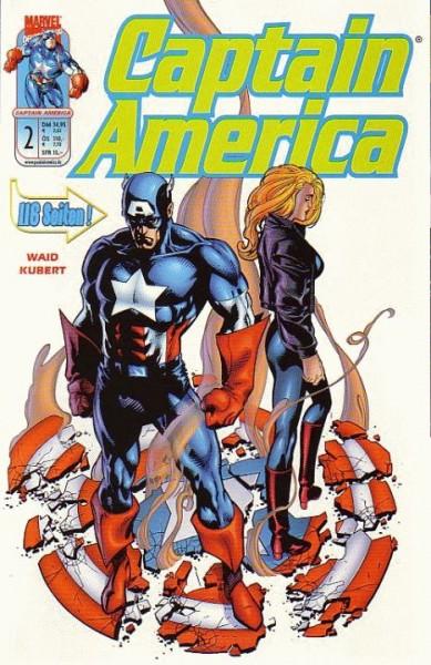 Captain America 2 (2001)